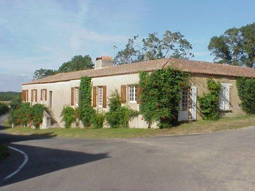 Vacances au veillon for Ancien pressoir de la maison jaune